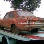 History of My car (Real Ford Escort Mexico MK1 in Thailand)